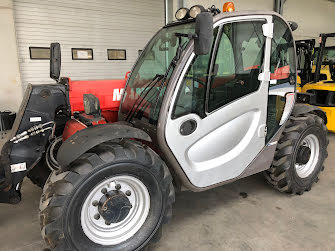 Picture of a MANITOU MLT625-75H