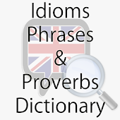 Offline Idioms & Phrases Dictionary