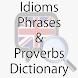 Offline Idioms & Phrases Dictionary