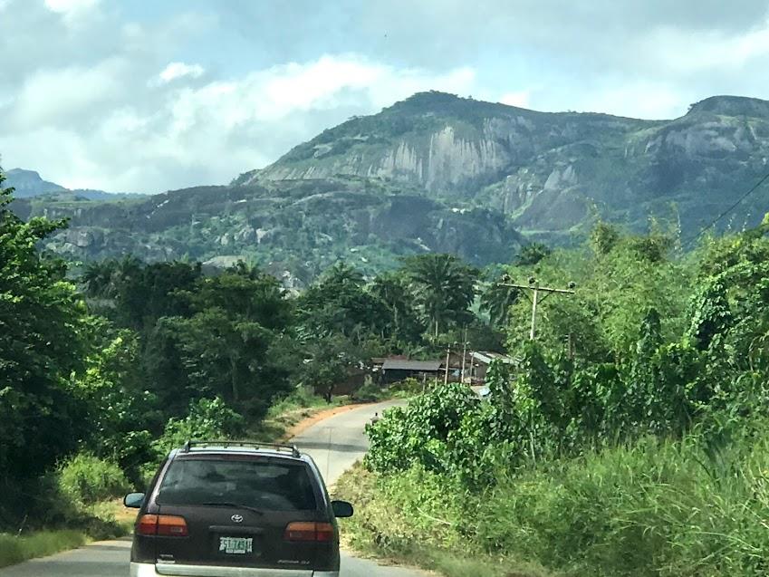 road trip idanre hills