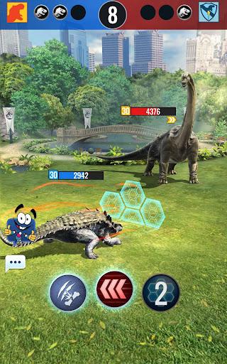 Jurassic World Alive screenshots 24