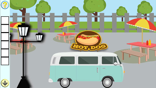 Open a Hot Dog Stand Mystery Game 1.2.7 screenshots 2