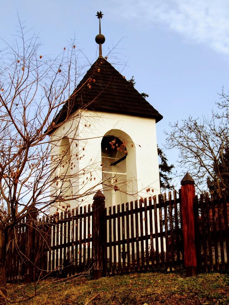 Tihany - református harangláb