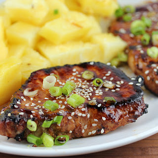 Teriyaki Onions And Pork Chops Recipes