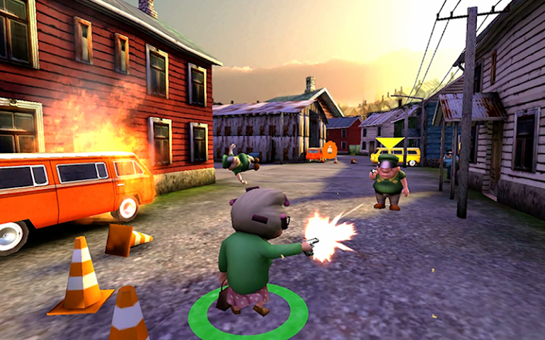 android Gangster Granny Screenshot 5
