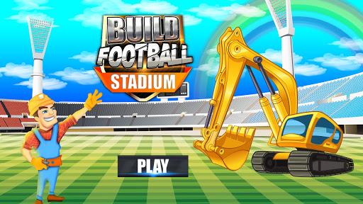 Build Football Stadium: Sports Playground Builder 1.0 androidappsheaven.com 1
