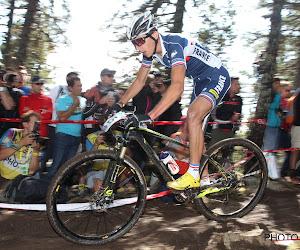 Frankrijk boven op WK mountainbike: favoriet Nino Schürter na vijf jaar eindelijk onttroond