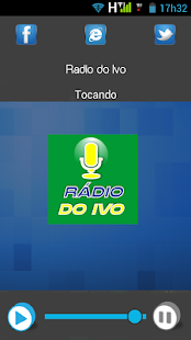 Rádio do Ivo: miniatura da captura de tela