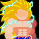 Stick Fight Warrior Ultimate Battle Z Super Dragon icon