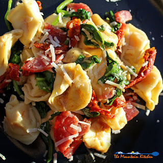 Cheese Tortellini Pasta Salad Sun Dried Tomatoes Recipes