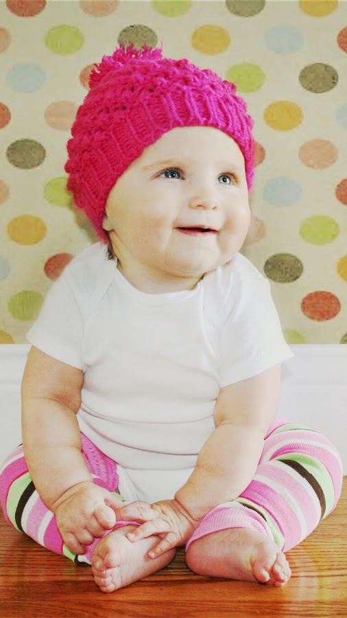 Cute Baby Wallpapers- screenshot