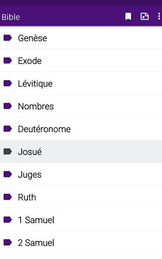 Bible en franu00e7ais courant 1.0 screenshots 11