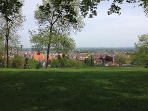 Photo: Noch ein letzter Blick auf Bielefeld...