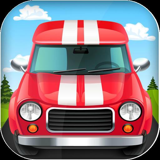 汽车-光的速度快 賽車遊戲 App LOGO-APP試玩