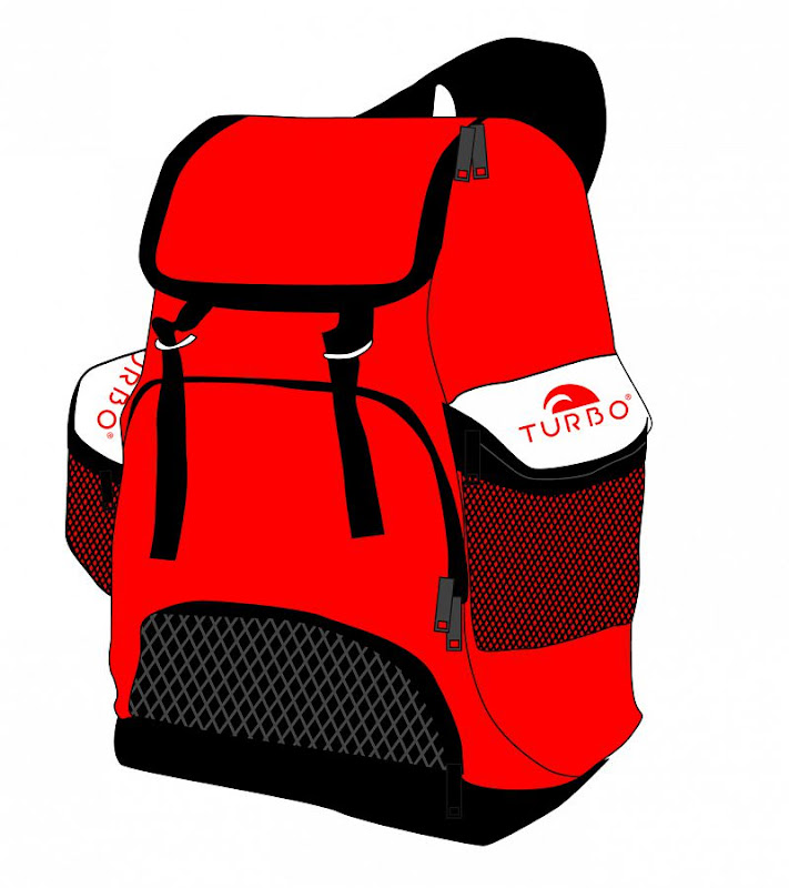 Turbo Gym Bag Draco - 98022