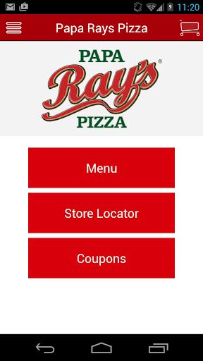 Papa Rays Pizza