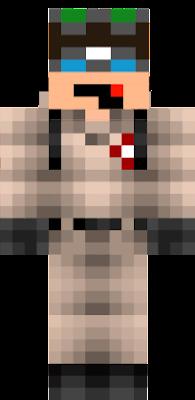 Caça Fantasma Nova Skin - Skins para minecraft pe fantasma