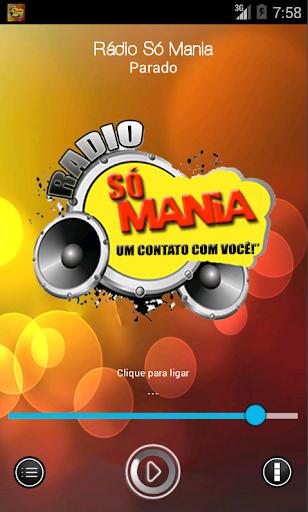 Radio Só Mania
