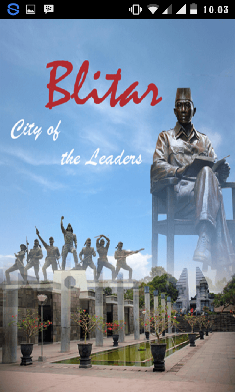 Blitar Tourism- screenshot