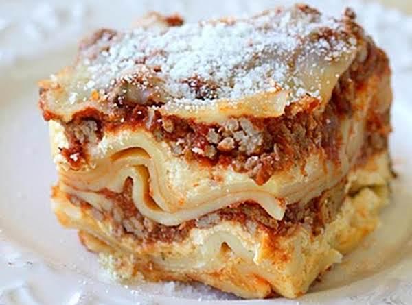 Lasagna, Crock Pot Style Recipe