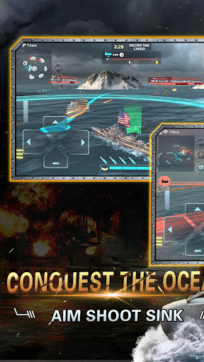 Warship Fury-the best naval battleships game. 2.0.3 de.gamequotes.net 5