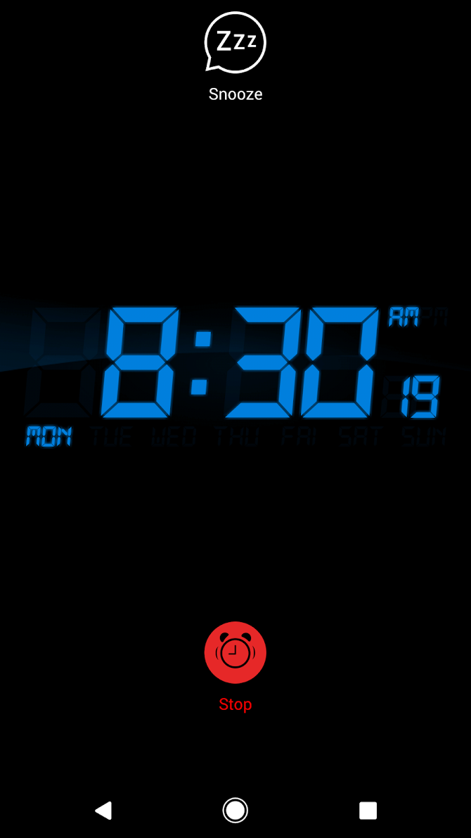 Alarm Clock for Me free Android 8