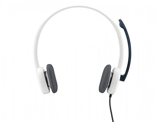 Tai nghe Logitech H150 (Trắng)