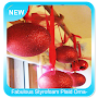 Fabulous Styrofoam Plaid Ornaments Tutorials APK icon