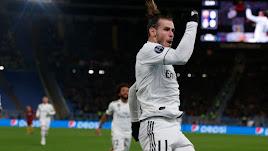 Bale hizo el 0-1.