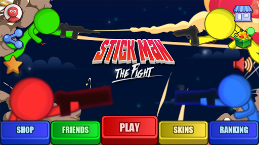Stick Fight Online: Supreme Stickman Battle  screenshots 21