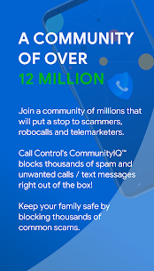 Call Control – SMS/Call Blocker. Block Spam Calls!App Download For Android and iPhone 1
