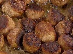 Sweedish Meatballs Recipe