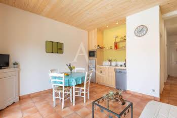 Appartement 2 pièces 35,3 m2
