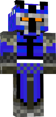 Shiftmaster's skin, but blue
