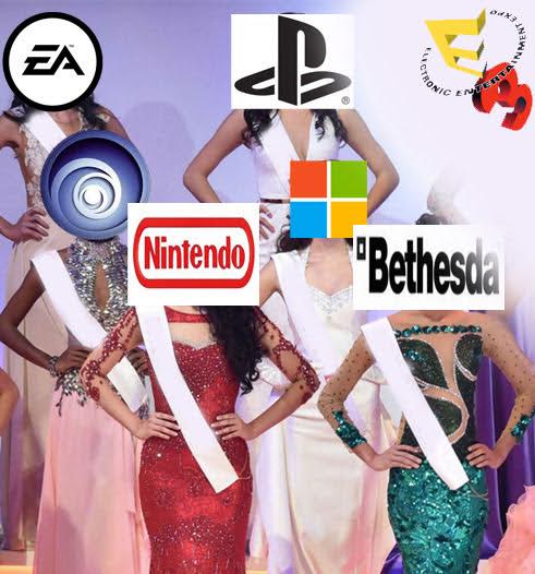 Como muchos ven la E3