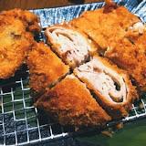 晴木千層豬排キムカツ(微風南山店)
