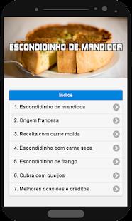 Escondidinho de Mandioca - náhled