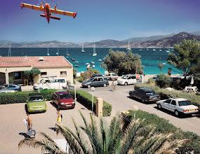 Photo: Temps arrêté/temps déroulant 1, Corse, 2002