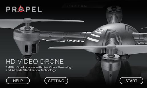 PPL-HD Drone FPV - náhled