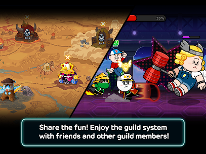 LINE Rangers – simple rules, exciting RPG battles! 9