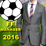 F Manager 2016 Football Joke Icon