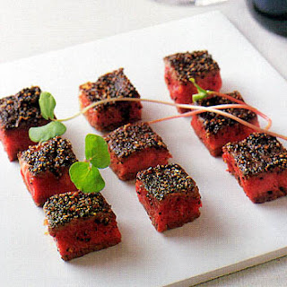Bite-sized Pepper Steaks