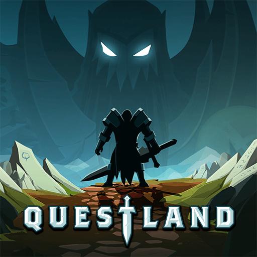 Questland: Batalhas RPG em turnos