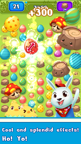 Egg Mania ~Sky Island~- screenshot thumbnail
