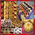 مقادير وصفات حلويات لذيذة 2016 icon