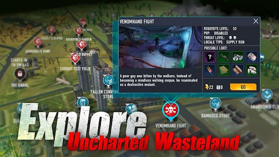 The Outlived: Zombie Survival Screenshot