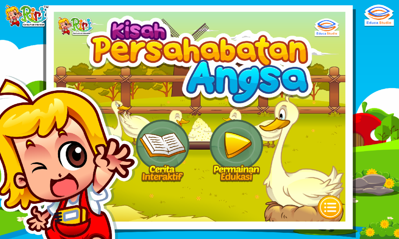 Cerita AnakPersahabatan Angsa Android Apps On Google Play