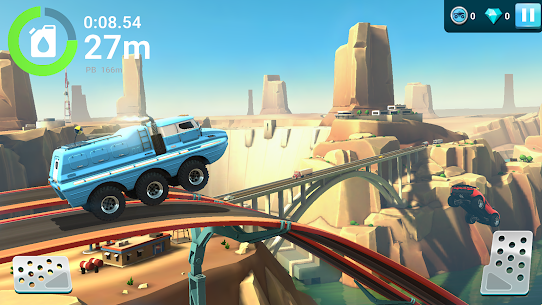 MMX Hill Dash 2 – Offroad Truck, Car & Bike Racing (MOD, Unlimited Gas/ Free Purchase) v9.00.12012 5