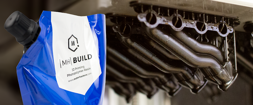 How to Succeed When SLA 3D Printing with MH Build Resin
