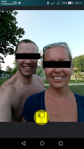 Incognito Selfie